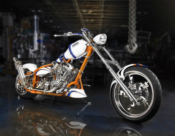 Orange County Choppers Aaron Bike